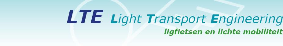 Voor ligfietsen en lichte mobiliteit: LTE